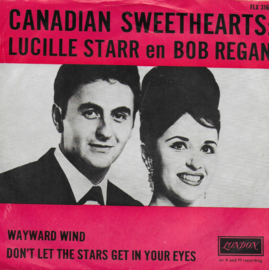 Lucille Starr & Bob Regan - Wayward wind