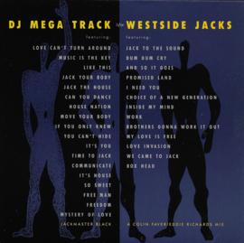 Jackmaster Black - DJ Mega Track