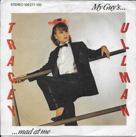 Tracey Ullman - My guy's...mad at me