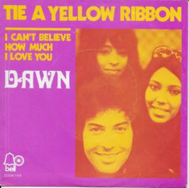 Dawn - Tie a yellow ribbon