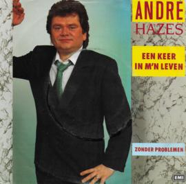 André Hazes - Een keer in m'n leven