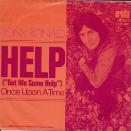 Tony Ronald - Help (get me some help)