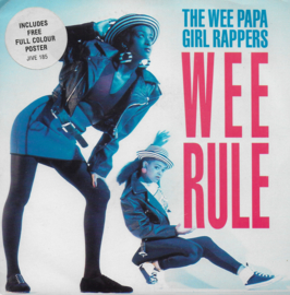 Wee Papa Girl Rappers - Wee rule (English edition)