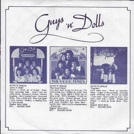 Guys 'n' Dolls - Angel of the morning