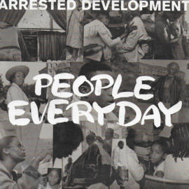 Arrested Development - People everyday (Engelse uitgave)