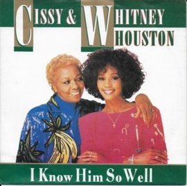 Whitney Houston & Cissy Houston - I know him so well