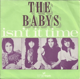 Babys - Isn't it time