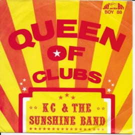 KC and the Sunshine Band - Queen of clubs (Engelse uitgave)