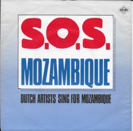 Dutch artists sing for Mozambique - S.O.S. Mozambique