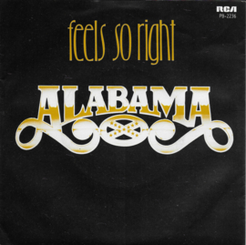 Alabama - Feels so right
