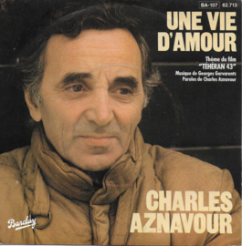 Charles Aznavour - Une vie d'amour