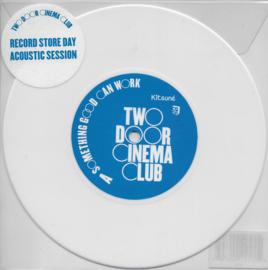 Two Door Cinema Club - Something good can work (White vinyl)
