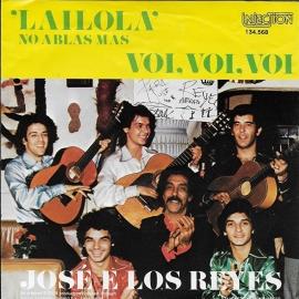 Jose E Los Reyes - Lailola (no ablas mas)