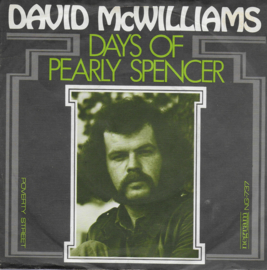David McWilliams - Days of Pearly Spencer