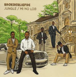 Broederliefde - Jungle / Mi no lob (Limited brown clear vinyl)