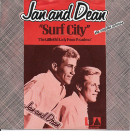 Jan & Dean - Surfcity