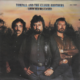 Tompall and the Glaser Brothers - Lovin' her was easier