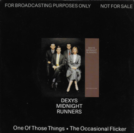 Dexys Midnight Runners - One of those things (Promo single)