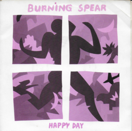 Burning Spear - Happy day