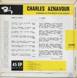 Charles Aznavour - Sylvie