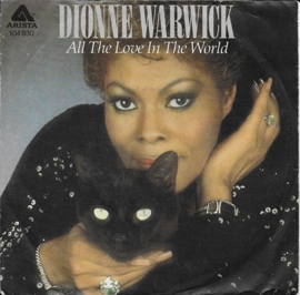 Dionne Warwick - All the love in the world