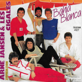 Arne Jansen & Les Cigales - Bahia blanca