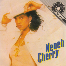 Neneh Cherry - Manchild / Kisses on the wind (Duitse uitgave)