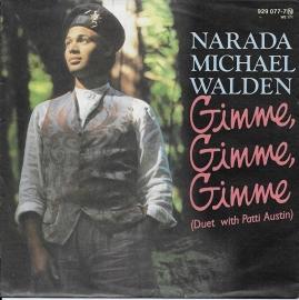 Narada Michael Walden & Patti Austin - Gimme, gimme, gimme