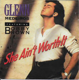 Glenn Medeiros feat. Bobby Brown - She ain't worth it