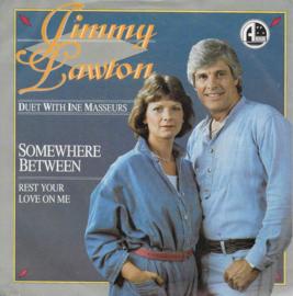 Jimmy Lawton & Ine Masseurs - Somewhere between