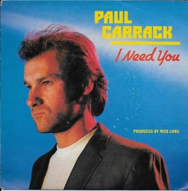 Paul Carrack - I need you