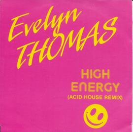 Evelyn Thomas - High energy (acid house remix)