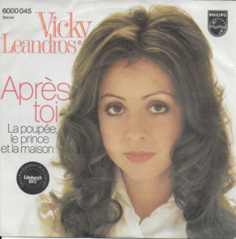 Vicky Leandros - Apres toi (Duitse uitgave)