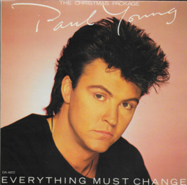 Paul Young - Everything must change (the christmas package)