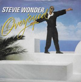 Stevie Wonder - Overjoyed (Engelse uitgave)