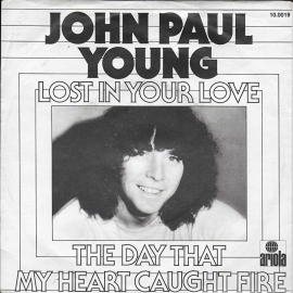 John Paul Young - Lost in your love