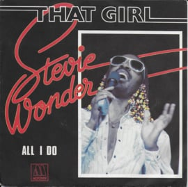 Stevie Wonder - That girl
