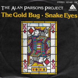 Alan Parsons Project - The gold bug (Duitse uitgave)