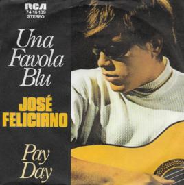 José Feliciano - Una favola blu
