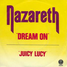 Nazareth - Dream on (Franse uitgave)