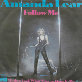 Amanda Lear - Follow me (Slovenian edition)