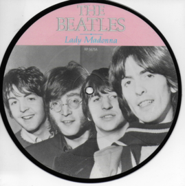 Beatles - Lady Madonna (Picture disc)