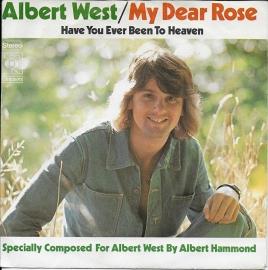 Albert West - My dear rose