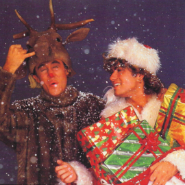 Wham! - Last Christmas / Everything she wants (wit vinyl, Limited edition)