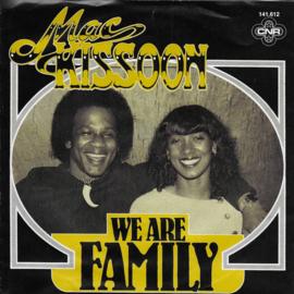Mac & Katie Kissoon - We are family