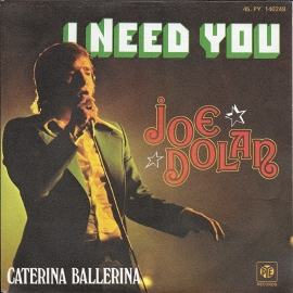 Joe Dolan - I need you
