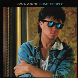 Paul Young - Some people (Engelse uitgave)