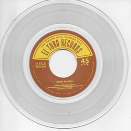 Johnny Cash - Alternatively (Limited edition, clear vinyl)