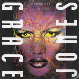 Grace Jones - Love on top of love (killer kiss)