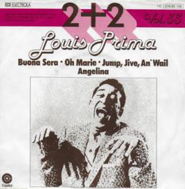 Louis Prima - Buona sera / Oh Marie / Jump, jive, an' wail / Angelina